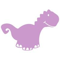 """Виниловая наклейка """"Динозавр"""""""
