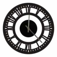 """Часы-наклейка """"Мирное время"""""""