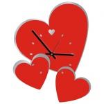 "Декоративные часы ""LOVE"""