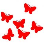 Виниловая наклейка «Летняя поляна»