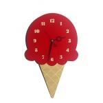 """Декоративные часы """"Мороженое"""""""