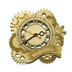 "Декоративные часы ""Шестерёнка"""