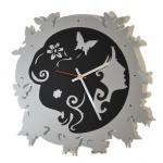 Декоративные часы «Лето»